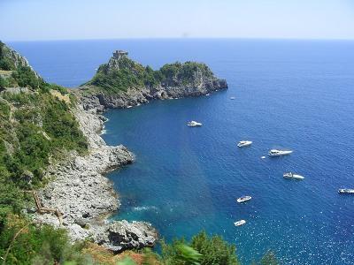 Sorrento - Amalfi 1