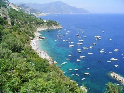 Sorrento - Amalfi 3