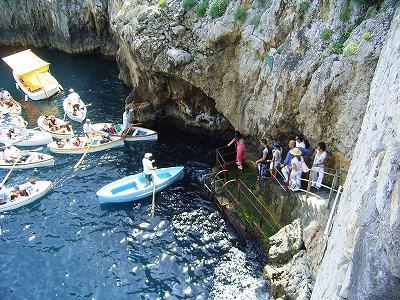 青の洞窟2